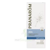 Pranarom Diffusion Huile Essentielle Pour Diffuseur Zen à LYON