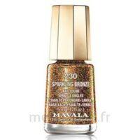 Mavala V Ongles Sparkling Bronze Mini Fl/5ml à LYON