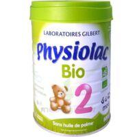 Physiolac Bio Lait 2eme Age à LYON