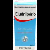 Eludrilperio 0,2 %, Solution Pour Bain De Bouche à LYON