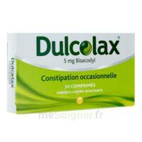 Dulcolax 5 Mg Comprimés Enrobés Gastro-résistants Plq/30 à LYON