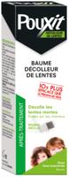 Pouxit Décolleur Lentes Baume 100g+peigne à LYON