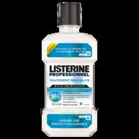 Listerine Professionnel Bain Bouche Traitement Sensibilité 500ml à LYON