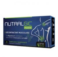 Nutralgic Muscle Comprimés Décontractant Musculaire B/14 à LYON