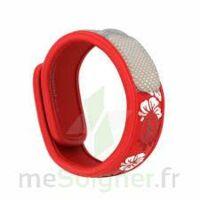 Para'kito Bracelet Antimoustique, Graffic Rouge à LYON