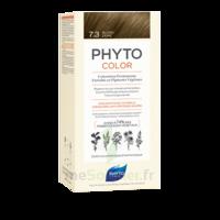 Phytocolor Kit Coloration Permanente 7.3 Blond Doré à LYON