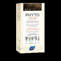 Phytocolor Kit Coloration Permanente 5.3 Châtain Clair Doré à LYON