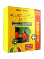 Phyto-actif Acérola Plus 500 30 Comprimés à LYON