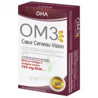Om3 Dha Coeur Cerveau Vision Caps B/60 à LYON