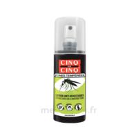 Cinq Sur Cinq Zones Tempérées Lotion Anti-moustique 100ml à LYON