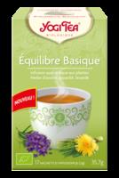 Yogi Tea Equilibre Basique 17 Sachets à LYON