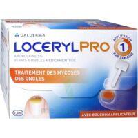 Locerylpro 5 % V Ongles Médicamenteux Fl/2,5ml+spatule+30 Limes+lingettes à LYON