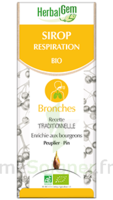 Herbalgem Sirop Bio Respiration 150ml à LYON