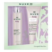 Nuxe Body Eau Délassante Parfumante Spray/100ml+gel Douche à LYON