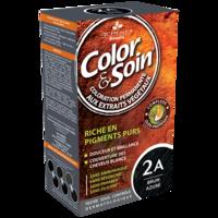 Color&soin Kit Coloration Permanente 2a Brun Azuré à LYON