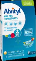 Alvityl Sucette Mal Des Transports B/10 à LYON