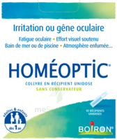 Boiron Homéoptic Collyre Unidose à LYON