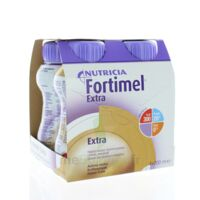 Fortimel Extra Bouteille, Pack 4 à LYON