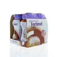 Fortimel Extra Nutriment Chocolat 4bouteilles/200ml à LYON