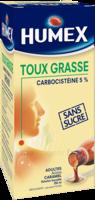 Humex 5 % Solution Buvable Expectorant Sans Sucre Adulte Fl/250ml à LYON