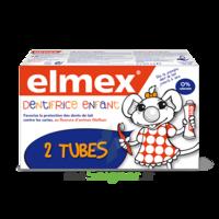 Elmex Duo Dentifrice Enfant, Tube 50 Ml X 2 à LYON