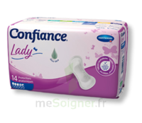 Confiance Lady Protection Anatomique Incontinence 4 Gouttes Sachet/14 à LYON