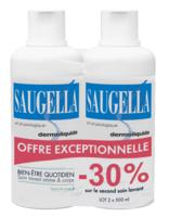 Saugella Emulsion Dermoliquide Lavante 2fl/500ml à LYON