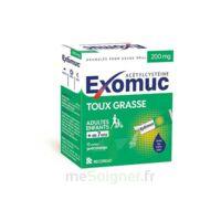 Exomuc 200 Mg, Granulés Pour Usage Oral En Sachet 15 Sachets/2g à LYON