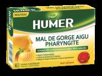 Humer Pharyngite Past Mal De Gorge Baies Sauvages à LYON