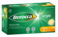 Berocca Energie Comprimés Effervescents Orange B/30 à LYON