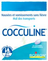 Boiron Cocculine Comprimés Orodispersibles B/40 à LYON
