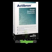 Nhco Inspira Actibron Gorge – Bronches – Poumons Gélules B/28 à LYON